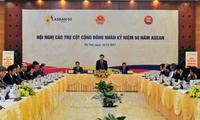 Le Vietnam a participé au développement de la communauté aséanienne en 2017