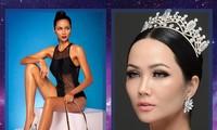 H'nen Niê élue Miss Univers Vietnam 2017