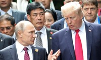 Revirements diplomatiques en 2017