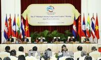 Publication de la Déclaration du 2ème Sommet de coopération Mékong-Lancang