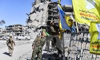 La coalition anti-EI va former une force frontalière de 30.000 hommes en Syrie