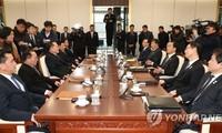 Jeux olympiques: les 2 Corées discutent de la présence d'artistes du Nord