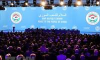 A Sotchi, le sommet sur la Syrie adopte une déclaration en 12 points
