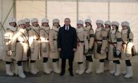 La Russie célèbre les 75 ans de son « triomphe » à Stalingrad
