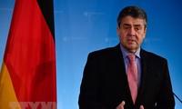 Sigmar Gabriel appelle l'Europe à se mobiliser pour le désarmement nucléaire