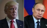 Poutine et Trump discutent par téléphone du processus de paix au Moyen-Orient