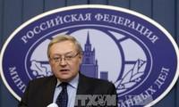 La Russie n'exclut pas de répondre aux sanctions américaines