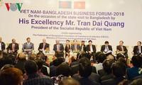 Le Vietnam veut impulser ses liens économiques avec le Bangladesh