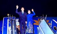 Le président vietnamien termine sa tournée en Inde et au Bangladesh
