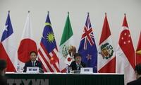 Rencontre du ministre de l'Industrie et du Commerce avec les ministres japonais, chilien et méxicain