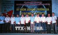 Commémoration de la bataille navale de Gac Ma à Phu Yen