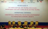 Vietnam : Nette amélioration de l'environnement des affaires et de la compétitivité