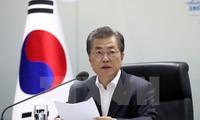 Le président sud-coréen Moon Jae-in attendu au Vietnam