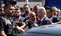 Mahmoud Abbas accuse le Hamas d'être responsable de l'attentat contre le premier ministre palestinie