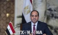 Le président égyptien Abdel Fattah al-Sisi réélu avec 97,08% des voix
