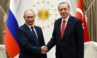 Erdoğan et Poutine lancent la construction de la première centrale nucléaire turque d'Akkuyu