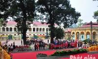 Cérémonie en hommage au roi Ly Thai Tô