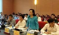 Les députés analysent le développement socio-économique de 2017 et 2018