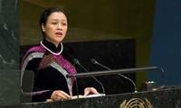 Le Vietnam contribue au maintien de la paix et de la sécurité mondiales