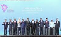Réunions du Conseil de politique et de sécurité et du Conseil de coordination de l'ASEAN