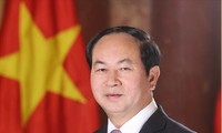 Trân Dai Quang: valoriser l'esprit du 30 avril 1975 dans le Renouveau national