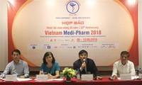 La 25e exposition internationale de la médecine et de la pharmacie aura lieu du 9 au 12 mai