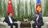 Chine-ASEAN : volonté commune de promouvoir la coopération économique