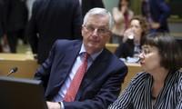 Brexit: Michel Barnier veut des progrès d'ici juin