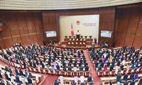 Les députés débattent du bilan 2017 et premiers mois de 2018