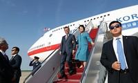 Moon Jae-in entame sa visite de travail à Washington
