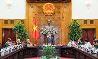 Le Premier ministre Nguyên Xuân Phuc honore la «Mémoire des soldats»