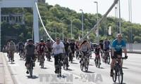 Journée mondiale de la bicyclette : Vietnam parle d'un moyen pour le développement durable