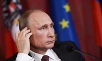"""Poutine veut une Union européenne """"unie et prospère"""""""