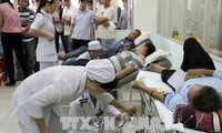 La journée mondiale des donneurs de sang : 100 donneurs à l'honneur