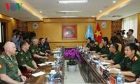 Vietnam-Russie: coopération dans les opérations de maintien de la paix