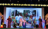 Ouverture de la Fête culturelle, sportive et touristique des Cham