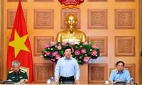 La vice-présidente vietnamienne reçoit le gouverneur de la préfecture de Fukuoka