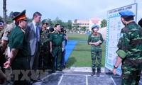 Maintien de la paix : l'ONU salue la participation active du Vietnam