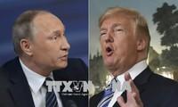 Les membres du Congrès américain rencontrent des responsables russes à Saint-Pétersbourg