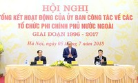 Le gouvernement vietnamien favorise les activités des ONG