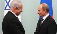 Israël et la Russie sont des acteurs importants au Proche-Orient