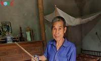 Phùng Van Quan et le bâton légendaire des soldats de Truong Son