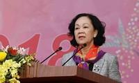 Conférence-bilan de la direction du Parti sur le travail de sensibilisation