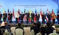 ASEAN+1 : les conférences avec Japon, Russie, Chine et Nouvelle-Zélande
