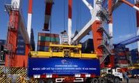 Inauguration d'un port international  à Hai Phong