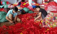 Tu Vân, le village des drapeaux