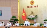 Le PM préside la réunion gouvernementale du mois d'août