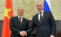 Vietnam-Russie: Renforcer la coopération stratégique