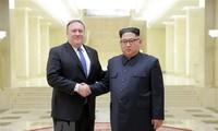 Mike Pompeo va rencontrer Kim Jong-un en RPDC