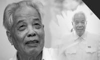 Obsèques de Dô Muoi: nouveaux messages de condoléances